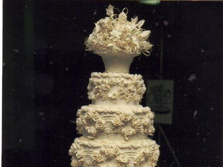 Tmx 1371484604859 Victorian Wedding Hebron wedding cake