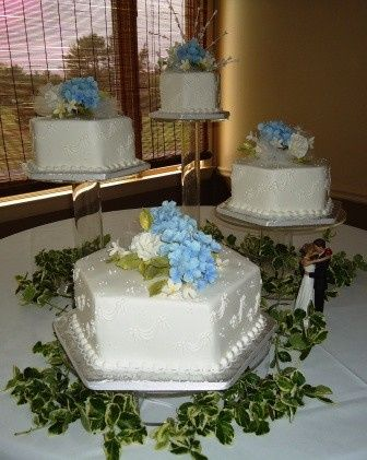 Tmx 1371484786841 Tower Cake Hebron wedding cake