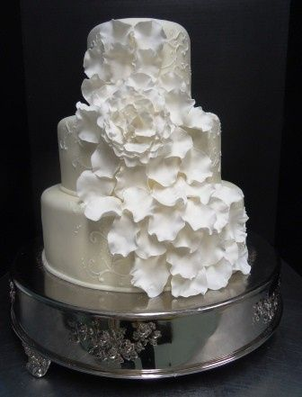 Tmx 1371484817725 Audrey  Jeffs Hebron wedding cake