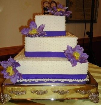 Tmx 1371485684169 Lotus Flowers Hebron wedding cake