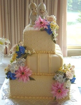 Tmx 1371486006316 Precious Moments Hebron wedding cake