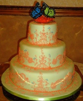 Tmx 1383059263706 Henna Desig Hebron wedding cake