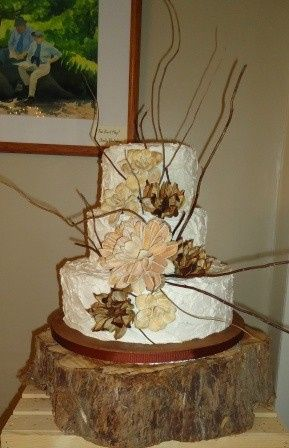 Tmx 1383059273096 Natural Loo Hebron wedding cake