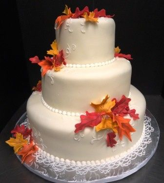 Tmx 1383059477941 Fall Weddin Hebron wedding cake