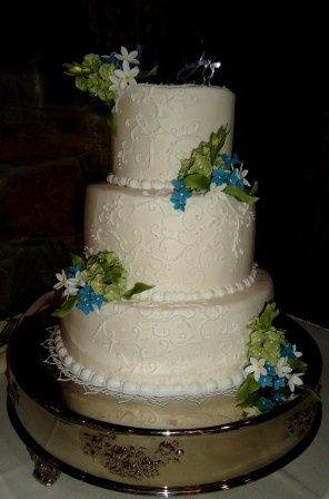 Tmx 1458168687786 Elegant Wedding Cake Hebron wedding cake