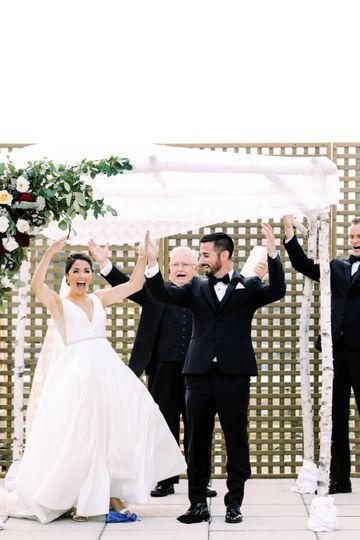 Jewish Catholic Wedding