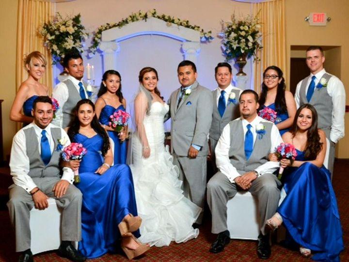 Tmx 1414174246314 Weddingparty1 Boost Crop Houston, TX wedding florist