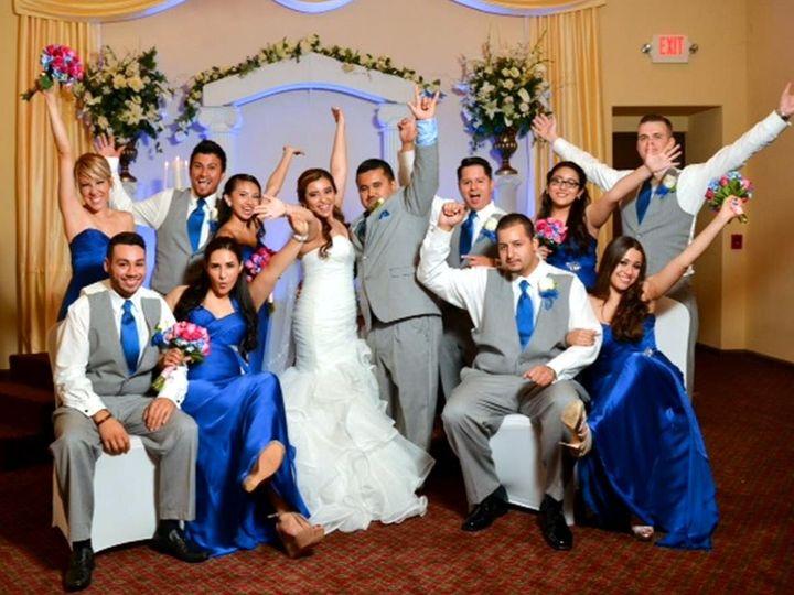 Tmx 1414174256802 Weddingparty2 Boost Crop Houston, TX wedding florist
