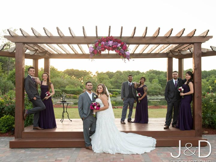 Tmx 1477495007622 Rico Wedding2 Houston, TX wedding florist