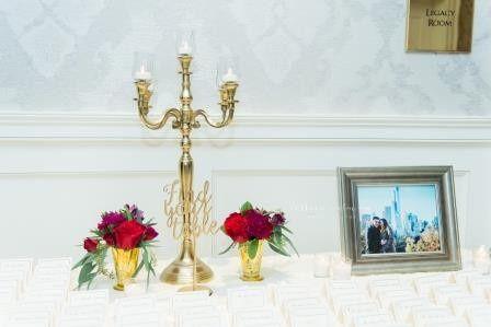 Tmx 1478555086782 Fuentes Entry Table Houston, TX wedding florist