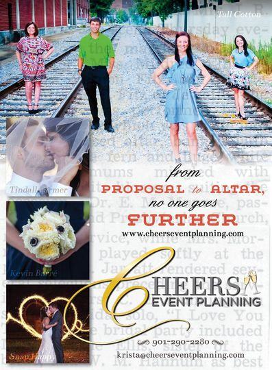 CHEERS Event Planning