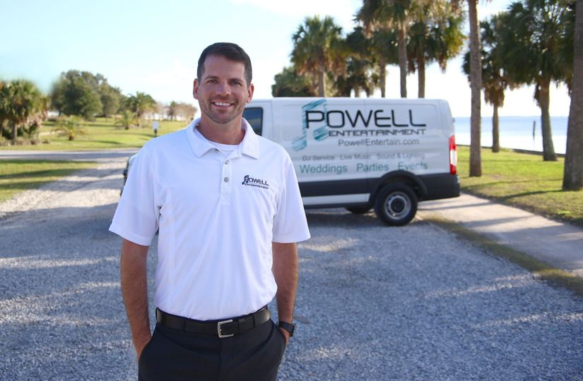 Owner/Operator/DJ Matt Powell