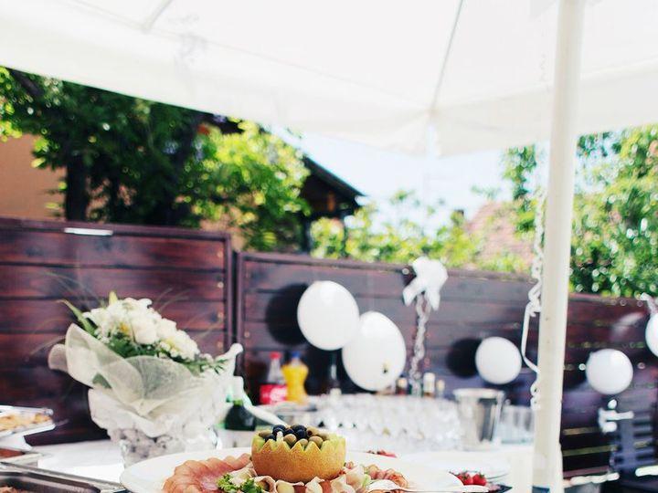 Tmx 1347487444433 BigstockFoodtable31433528 San Jose wedding catering
