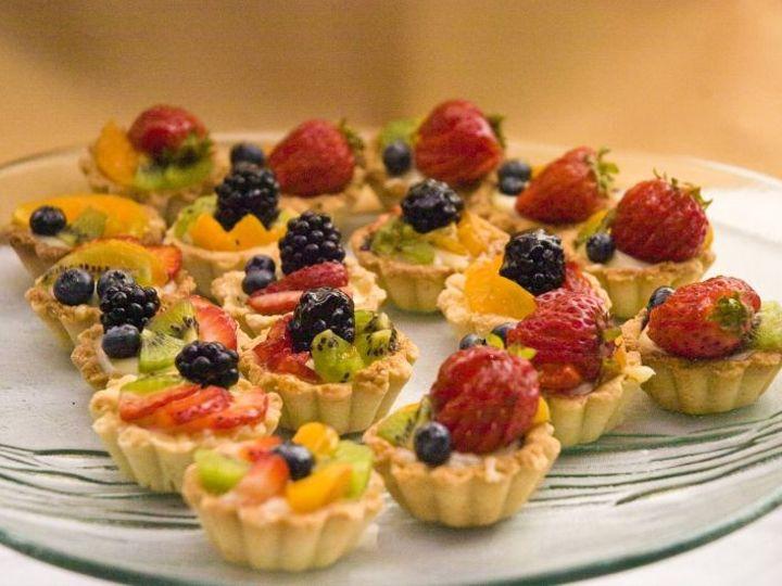 Tmx 1376505346358 Fruitdessertsmall San Jose wedding catering