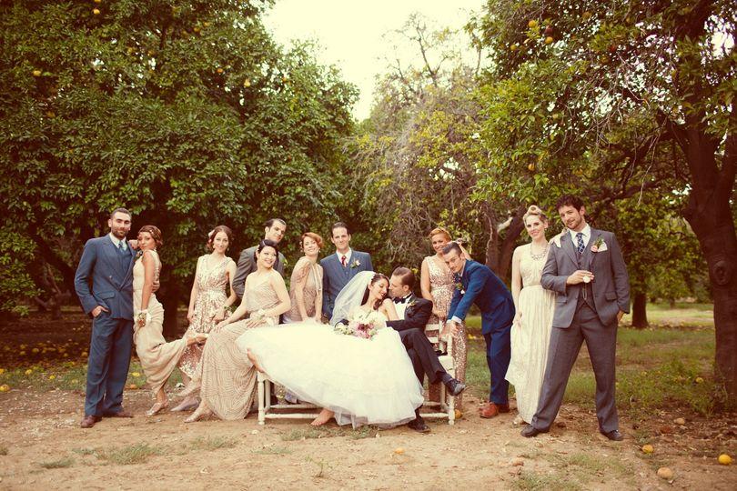 Wedding party - Acqua Photo