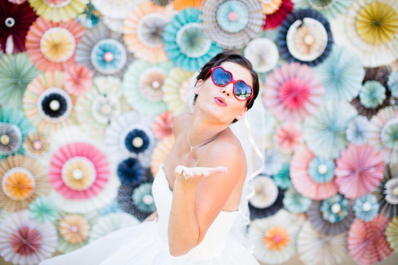 Fun-loving bride - Acqua Photo