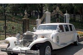 Elegant Journey Rolls Royce Limousine
