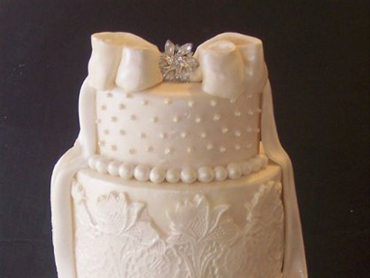 Tmx 1255532931552 Dressy Dover wedding cake