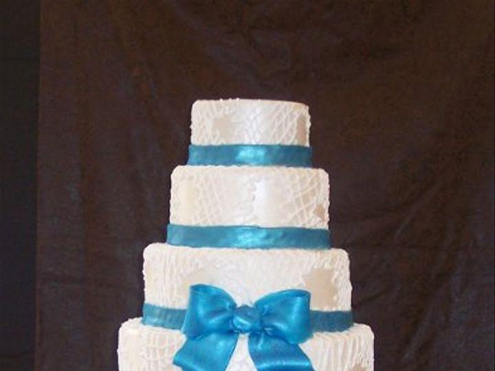 Tmx 1273535344060 1002853 Dover wedding cake