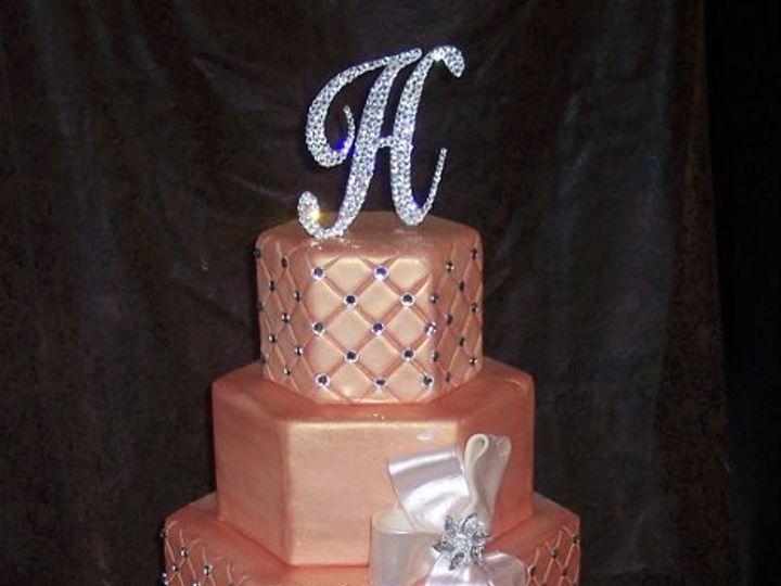 Tmx 1273535346764 1002858 Dover wedding cake