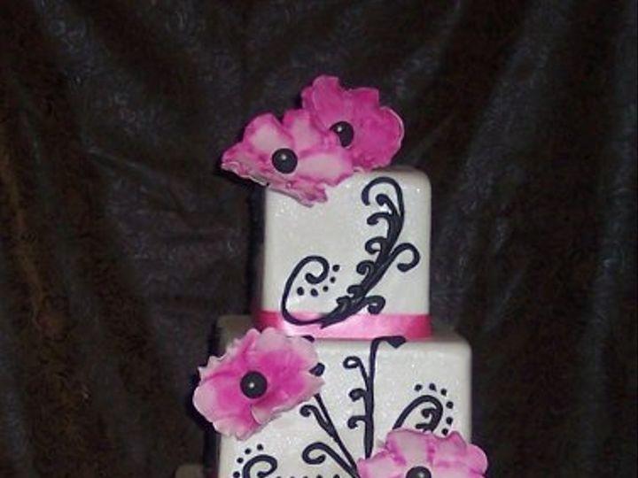 Tmx 1277486464202 1003038 Dover wedding cake