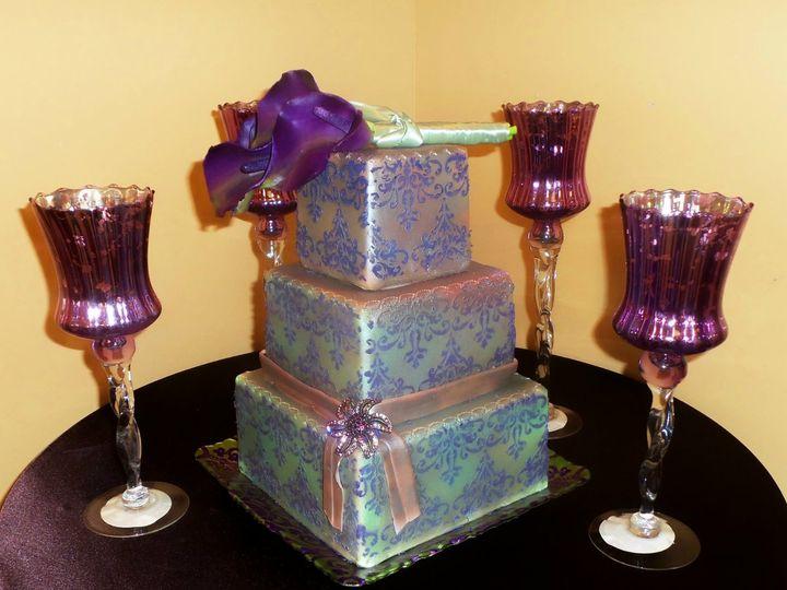 Tmx 1344978273710 1001090 Dover wedding cake