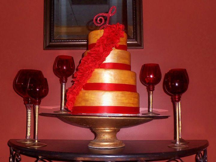 Tmx 1344978322885 1001179 Dover wedding cake
