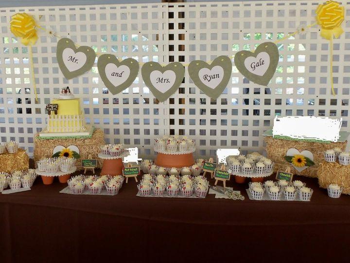 Tmx 1344980704986 1000099 Dover wedding cake