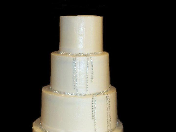 Tmx 1345150083864 ButtercreamBling Dover wedding cake