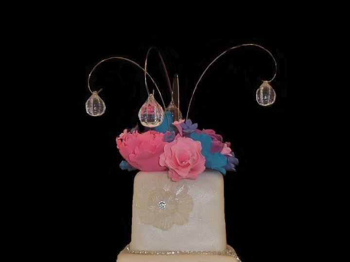 Tmx 1349030580699 Sugar Dover wedding cake