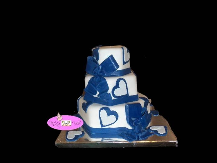 Tmx 1382634526986 Angel Dover wedding cake