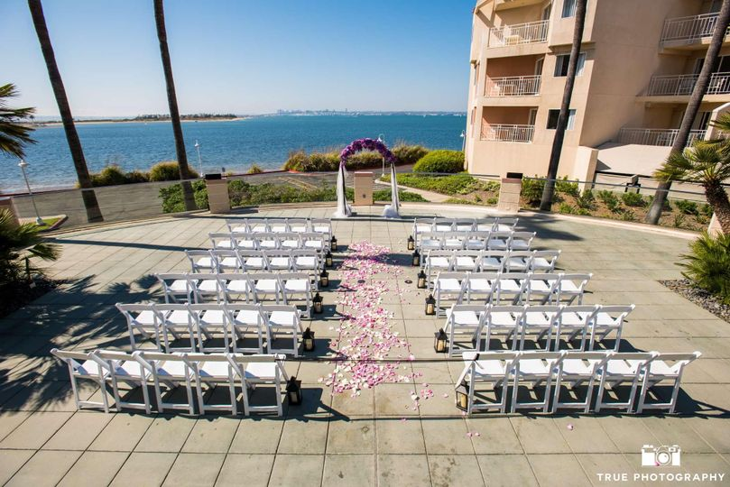 Resin Chairs   WeddingCeremony
