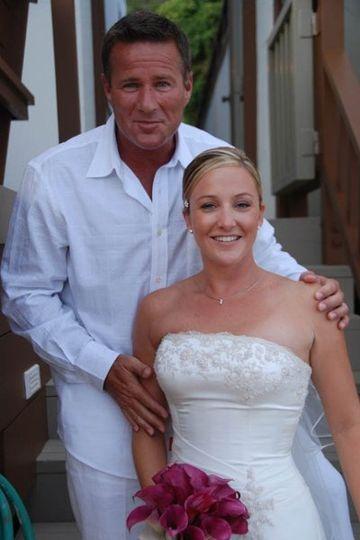 Love Story Wedding on Malibu Beach