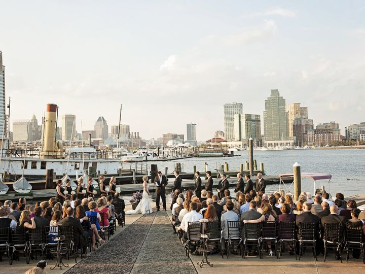 Tmx 1415828110671 Wedding On The Point Baltimore, Maryland wedding venue