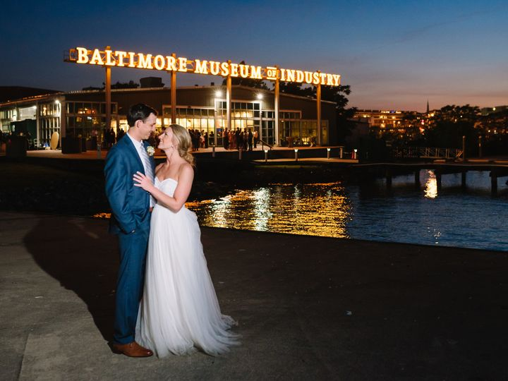 Tmx 1514901155327 Baltimore Musuem Of Industry Wedding Nicole Barr 2 Baltimore, Maryland wedding venue
