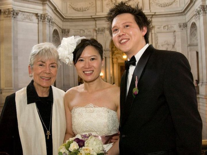 Tmx 1361315415143 Off5 Half Moon Bay, CA wedding officiant