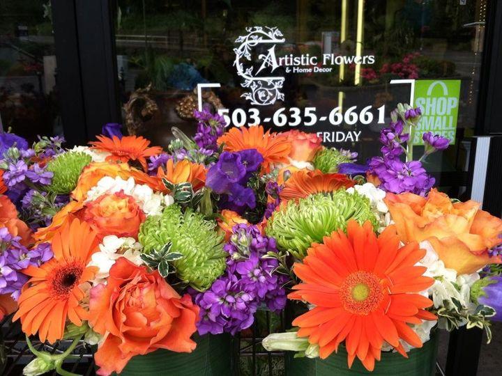 Tmx 1404161202850 103909857212687479310924381326610594379949n Lake Oswego wedding florist