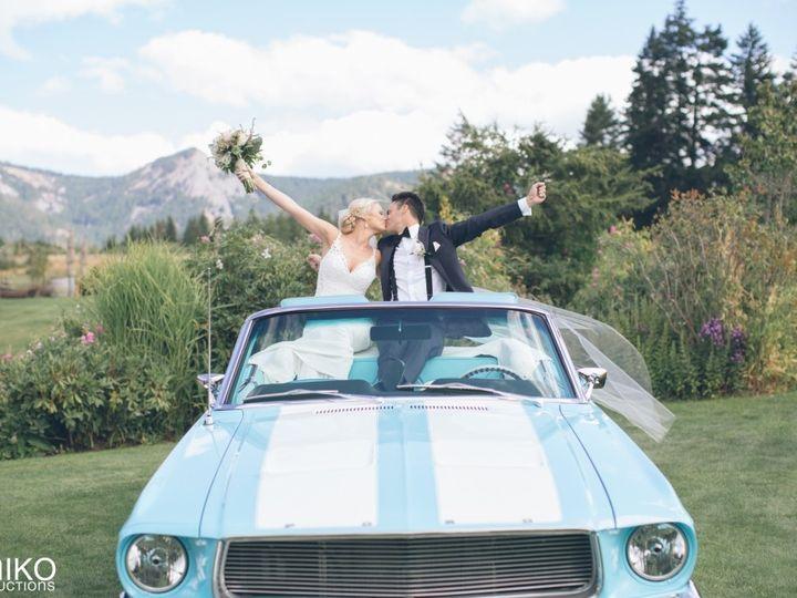 Tmx 1484352033649 Mt Hood Oregon Wedding Aniko 8 Lake Oswego wedding florist