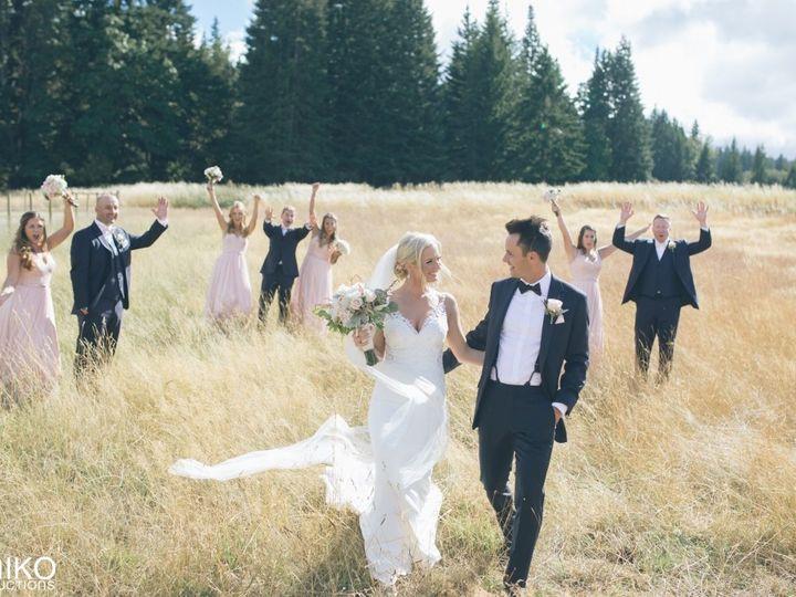 Tmx 1484352077300 Mt Hood Oregon Wedding Aniko 41 Lake Oswego wedding florist