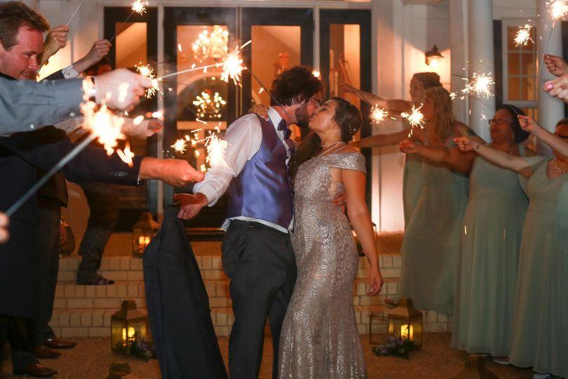 Wedding in Smithfield, VA