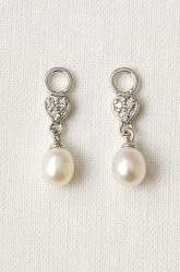 Tmx 1289515062730 Freshwaterpearldangles Saint Louis wedding jewelry