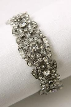 Tmx 1289515942417 HeirloomDecoBracelet Saint Louis wedding jewelry