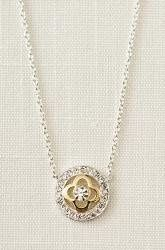 Tmx 1289516127261 Paveclovernecklace Saint Louis wedding jewelry