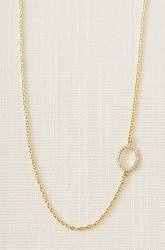 Tmx 1289516172011 Paveellipsenecklace Saint Louis wedding jewelry