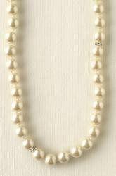 Tmx 1289516257402 Pearlpaveropenecklace Saint Louis wedding jewelry
