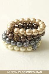 Tmx 1289516801589 Soireepearlpavebracelets Saint Louis wedding jewelry