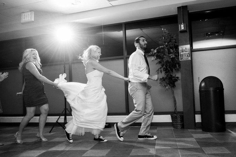 Cha-cha dance