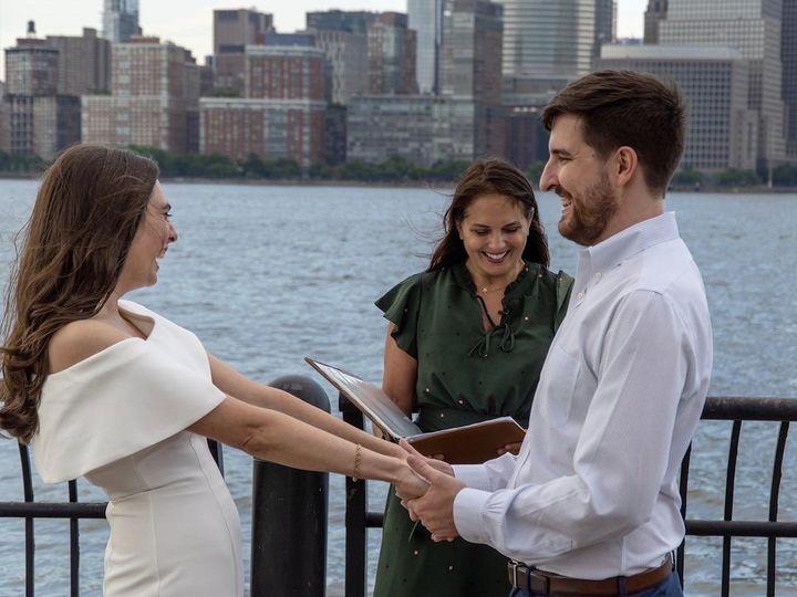 Tmx Njwedding 51 703670 159604891778225 New York, NY wedding officiant