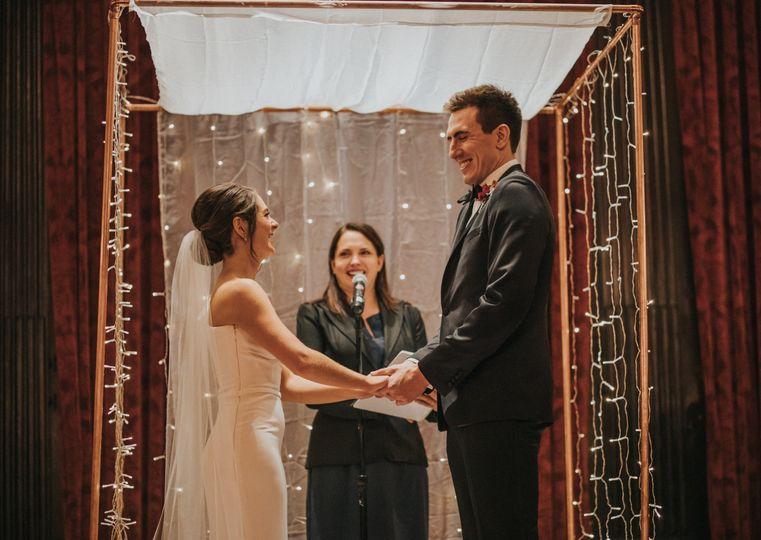 My last preCovid wedding