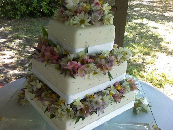 Tmx 1226516397694 1506a Bradenton, FL wedding cake